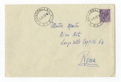 Vitantonio Barbanente a [Nino Rota], Monopoli 7 agosto 1957