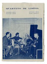 Mario Camerini a Nino Rota, Lisbona 30 novembre 1963