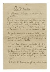 Silvio Pagani a Nino Rota, Milano 7 settembre 1924
