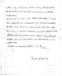 Nino [Rota] a Titina [Rota], Taranto 15 dicembre 1937