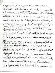 Nino [Rota] a Titina [Rota], Taranto 20 giugno 1938
