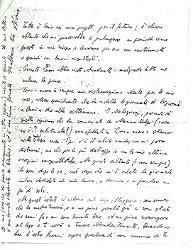 Nino [Rota] a Titina [Rota], Torre a mare 8 aprile 1943
