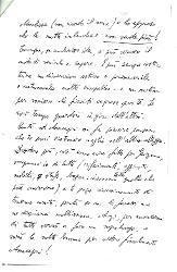 Nino [Rota] a Titina [Rota], Bari 14 maggio 1960