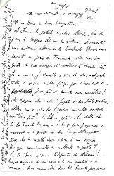 Nino [Rota] a Titina [Rota], Bari 8 giugno 1960
