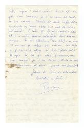 Pietrino [Pietro Acquafredda] a Nino Rota, Viterbo 29 aprile 1966