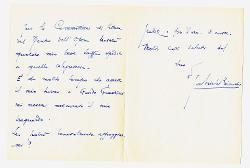 Gabriele Bianchi a [Nino Rota] 4 maggio 1966