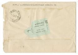 Astorre A. Mortari a Nino Rota, Milano 9 febbraio 1955