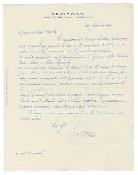 Astorre A. Mortari a Nino Rota 25 febbraio 1955