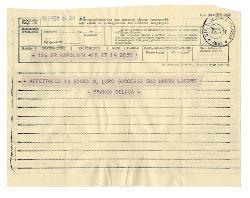 Franco De Luca a [Nino Rota], Napoli 14 gennaio 1968