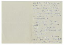 Enrico Colosimo a [Nino Rota], Roma 7 giugno 1964