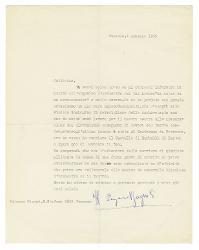 Eugenio Bagnoli a [Nino Rota], Venezia 6 gennaio 1965
