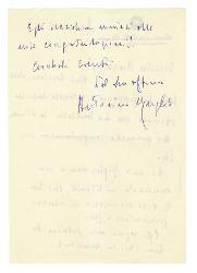Antonino M[...]glia a [Nino Rota], Roma 3 settembre 1966