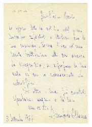 Anna Paola Albanese a [Nino Rota] 3 settembre 1966