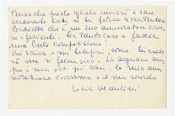 Licia Mancini a [Nino Rota] s.d.