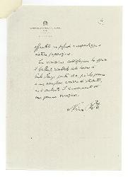 Nino Rota al Segretariato della Fondazione Alessandro von Humboldt 21 febbraio 1972