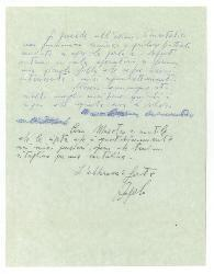 Angelo [Cangemi] a Nino Rota, Hargeiza 14 ottobre 1975