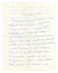 Luisa [Baccara] a Nino Rota s.d.