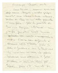 Titina [Rota] a Nino Rota, Anacapri s.d.