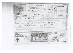 [Nino] Rota a Alfredo Casella, Milano s.d.