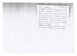 Nino [Rota] a Alfredo Casella, Bari 8 aprile 1940