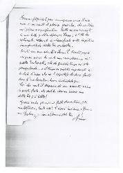 Nino [Rota] a Alfredo Casella, Bari 3 aprile 1941