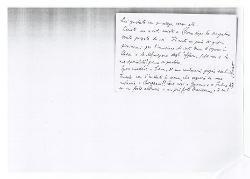 Nino [Rota] a Alfredo Casella, Torre a mare 23 giugno 1942