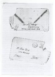 Mariolito [Mario Castelnuovo-Tedesco] e Clara [Castelnuovo-Tedesco] a Nino Rota, Beverly Hills 26 febbraio 1945
