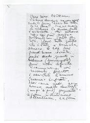 Clara [Castelnuovo-Tedesco] a Nino [Rota] s.d.; 24 ottobre [1946?]