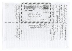 Mario [Castelnuovo-Tedesco] a Nino Rota, Beverly Hills 25 dicembre 1952