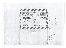 Mario [Castelnuovo-Tedesco] e Clara [Castelnuovo-Tedesco] a Nino Rota, Beverly Hills 4 gennaio 1956