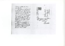Mariolito [Mario Castelnuovo-Tedesco] a Nino Rota, Firenze 24 settembre 1957