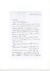 Nino [Rota] a Gigi Rota, Nova Levante 31 luglio 1939