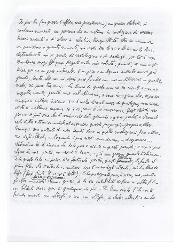 Nino [Rota] a Gigi Rota 21 luglio 1945