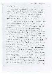 Nino [Rota] a Gigi Rota, Torre a mare 16 novembre 1945