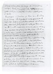 Nino [Rota] a Gigi Rota, Roma 23 gennaio 1945