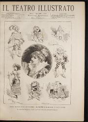 Il teatro illustrato aprile 1882