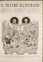 Il teatro illustrato dicembre 1884