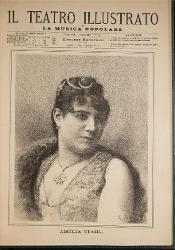 Il Teatro Illustrato e La Musica Popolare luglio 1887