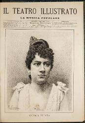 Il Teatro Illustrato e La Musica Popolare luglio 1888