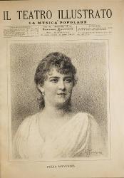 Il Teatro Illustrato e La Musica Popolare maggio 1889
