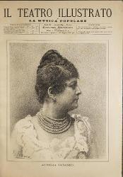 Il Teatro Illustrato e La Musica Popolare agosto 1889
