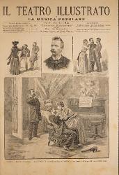 Il Teatro Illustrato e La Musica Popolare marzo 1890