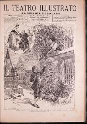 Il Teatro Illustrato e la Musica Popolare novembre 1891