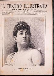 Il Teatro Illustrato e la Musica Popolare maggio 1891
