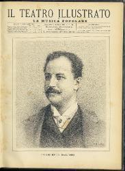 Il Teatro Illustrato e la Musica Popolare febbraio 1892