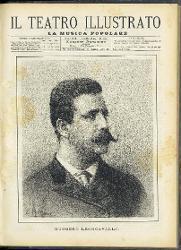 Il Teatro Illustrato e la Musica Popolare luglio 1892