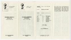 Torino. Auditorium di Torino - Stagione sinfonica d'autunno 11 ottobre 1974