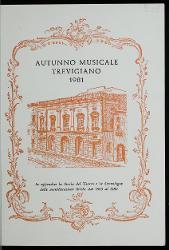 Treviso. Autunno musicale trevigiano 2 ottobre 1981 - 22 dicembre 1981