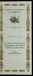 Ferrara. Teatro comunale di Ferrara - Stagione concertistica 1985-1986 16 maggio 1986