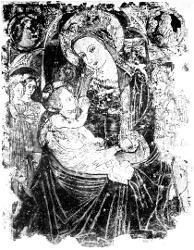 Madonna che allatta il Bambino con Santi e Annunciazione